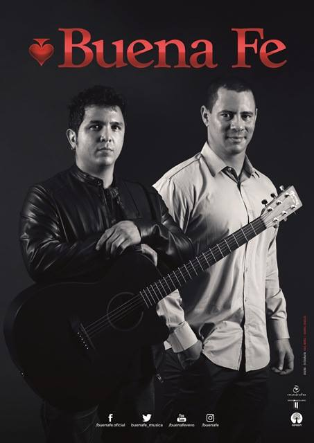 Buena Fe to perform Facebook online concert