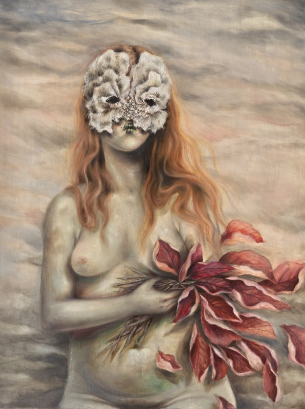 Fousion Gallery. Miss Van Embracing Autumn