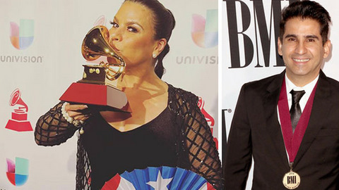 Planet Records congratulates Puerto Rico Star Olga Tañon and Cuban Composer and Producer Osmany Espinosa for the Latin Grammy