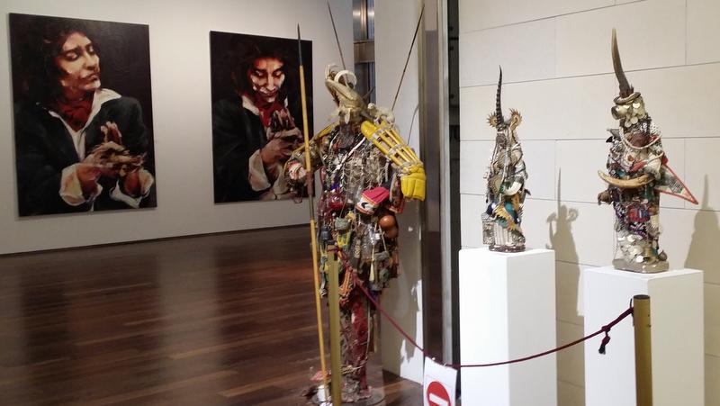 Aquí nos quedamos... arte gitano contemporáneo en Granada