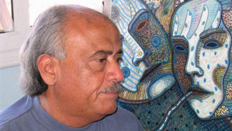 Manuel López Oliva. The masks of life