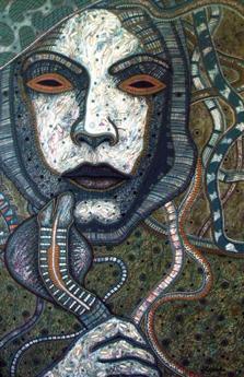 Máscaras de Manuel López Oliva
