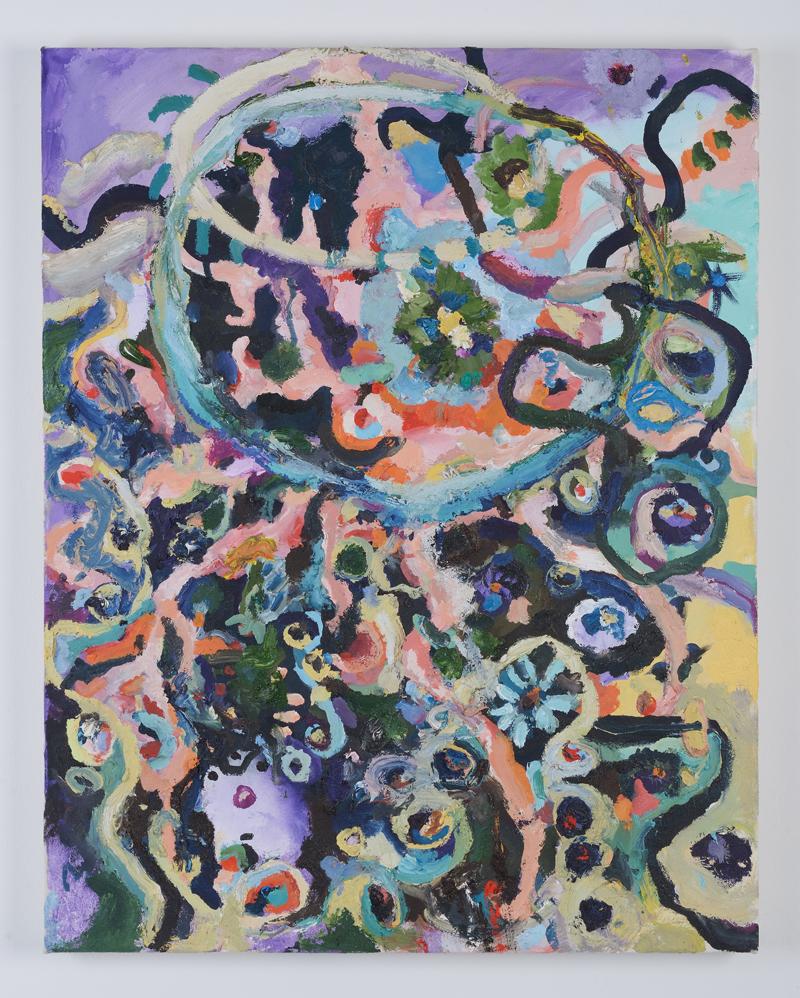 """Milena Muzquiz en Galería Travesía Cuatro """"In the morning, in the evening"""""""