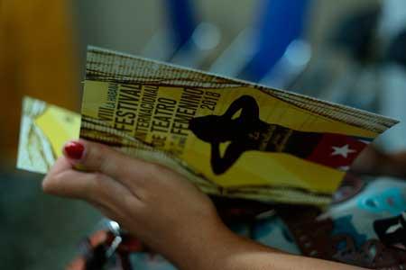 Más sobre el VIII Festival Internacional de Teatro Femenino de La Habana