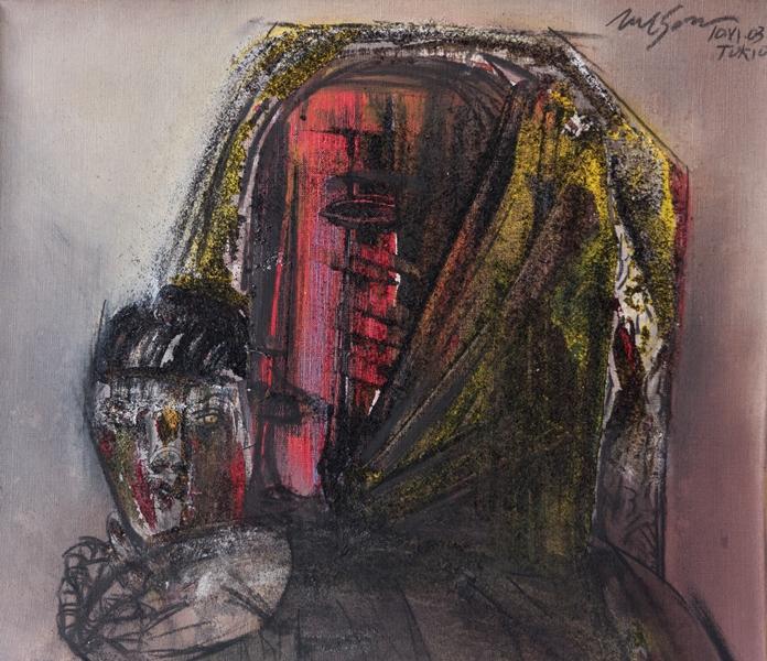 Obras de Nelson Domínguez | Arte por Excelencias