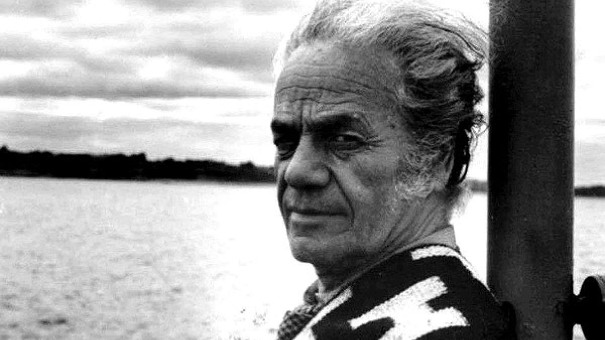 Muere Nicanor Parra uno de los grandes poetas del español