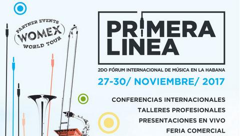 """Vuelve a sesionar el Foro Internacional de la Música """"Primera Línea"""""""