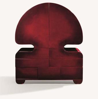 Pierre Cardin. Sculptures utilitaires 1970- 1975
