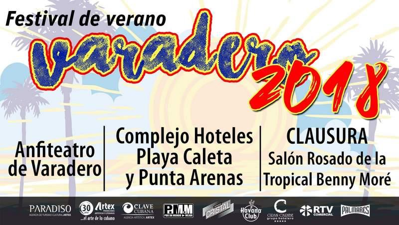 Festival de Verano Varadero 2018