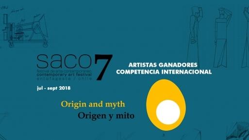 ¡Ya se conocen los artistas ganadores de SACO7 Origen y Mito!