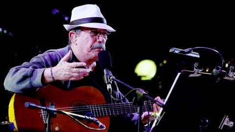 Silvio Rodríguez dará un concierto en Nueva York
