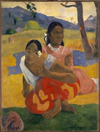 El cuadro más caro de Paul Gauguin llega al Museo Reina Sofía