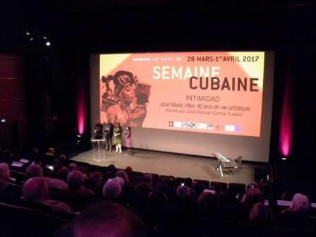 Inaugurada Semana Cubana de la cultura en Enghiens-les-Bains, Francia.