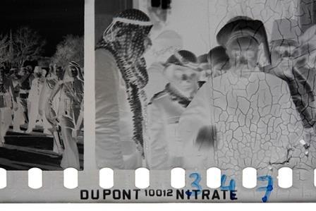 Akram Zaatari contra la fotografía. Historia anotada de la Arab Image Foundation