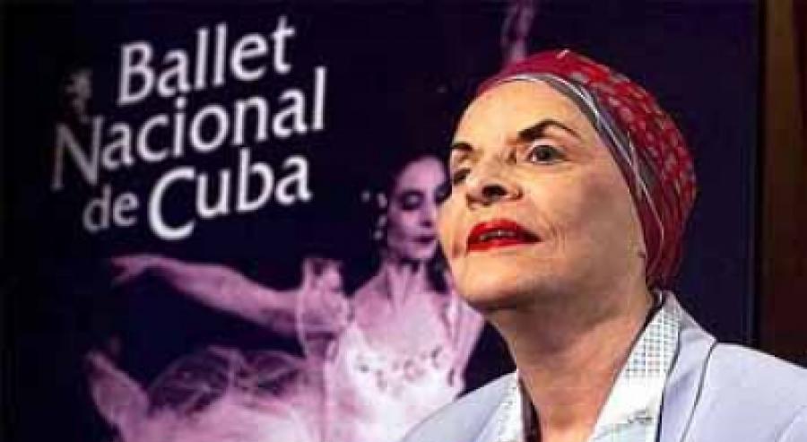 Universidad salvadoreña conferirá Honoris Causa a Alicia Alonso