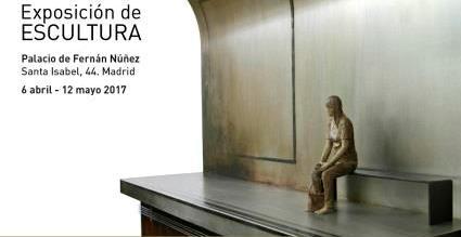 A mi tran tran, esculturas de Marta Sánchez Luengo