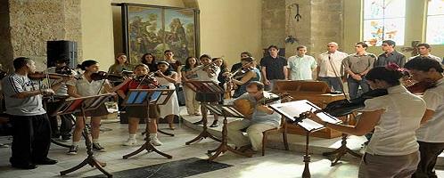La música medieval regresa a La Habana