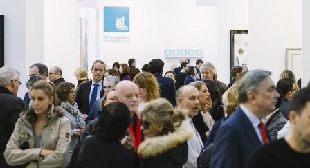 Las ventas en Art Madrid'15 alcanzaron los 5 millones de euros