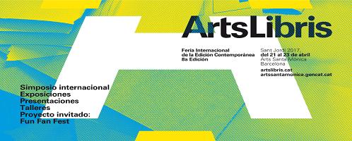 ArtsLibris Barcelona 2017