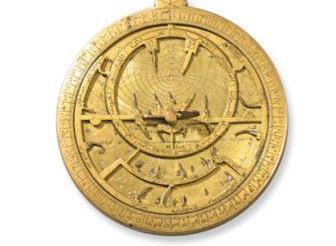 Sotheby's subastará el astrolabio más antiguo de la España musulmana el próximo 26 de abril en Londres