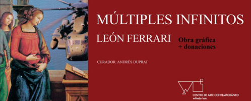"Wifredo Lam Contemporary Art Center Opens Argentinean Artist León Ferrari's ""Multiple Infinites"""