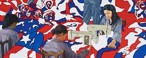 'Pinturas' by Brazilian artist Vânia Mignone and Cuban René Francisco Rodríguez at Casa Daros Río de Janeiro