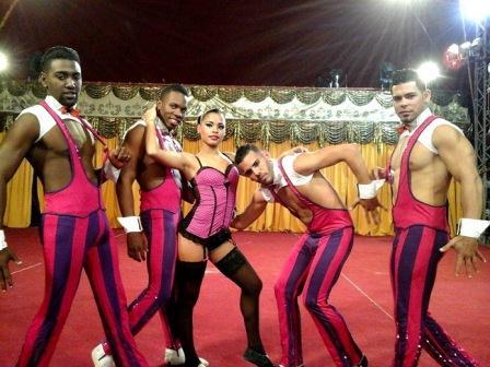 Circo cubano este fin de semana en Venezuela