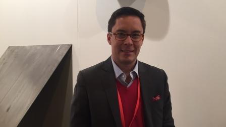 """Carlos Hurtado: """"Reconocemos a ARCO como la entrada natural al mercado europeo del arte latinoamericano"""""""