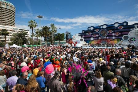 El Carnaval de Las Palmas de Gran Canaria, declarado Fiesta de Interés Turístico Nacional