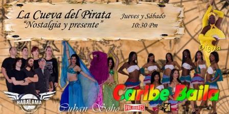 Nostalgia y Presente en La Cueva del Pirata