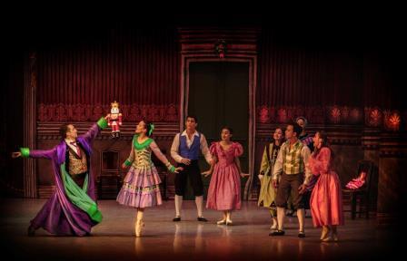 Público y crítica madrileña aplauden  el CASCANUECES del Ballet Nacional de Cuba