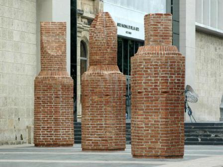 Las Catedrales work to be reinaugurated at the National Fine Arts Museum's façade