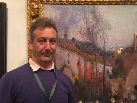 En Almoneda clásicos impresionistas llegan con la galería David Cervelló