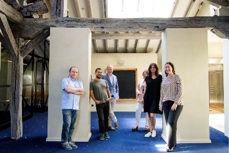 La Fundación Botín concede ocho Becas de Artes Plásticas y dos de Comisariado de Exposiciones y Gestión de Museos