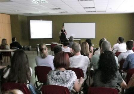 Una conferencia a la medida de Chanel