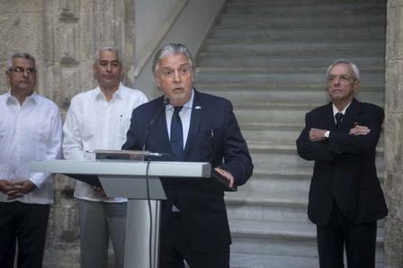 Celebran en Cuba Día de Europa