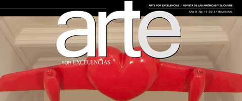 What to read in the upcoming issue of ARTE POR EXCELENCIAS
