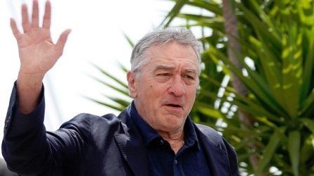 Robert de Niro también interesado en las artes visuales de Cuba