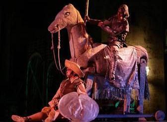 Don Quijote en Canadá