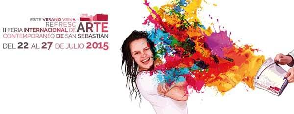 La Feria Internacional de Arte Contemporáneo DonostiArtean se celebrará en el Kursaal