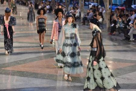 Cuba luce primer desfile de modas de Chanel en Latinoamérica