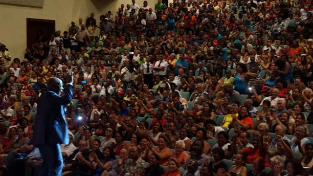 """¡Éxito total! Cubanos se gozaron al máximo concierto """"La Gallera"""""""