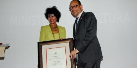Ministerio de Cultura entrega Premio Nacional de Artes Plásticas 2014