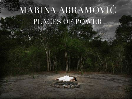 """Places of Power"" de Marina Abramovic en la Galería Luciana Brito"