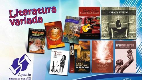 Artex's Ediciones Cubanas at the Book Fair in Cuba