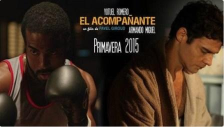 El Acompañante:  Cuban Proposal to Compete for the Oscar and Goya Awards