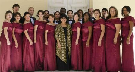 Coro cubano Entrevoces obtiene Gran Premio en Concurso en EE.UU