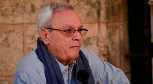 Condecora España al historiador Eusebio Leal