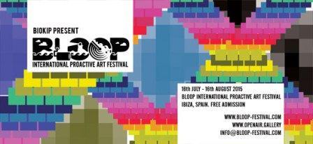 BLOOP 2015: dos días para el estreno