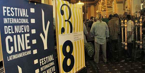 Festival Internacional del Nuevo Cine abre hoy en La Habana